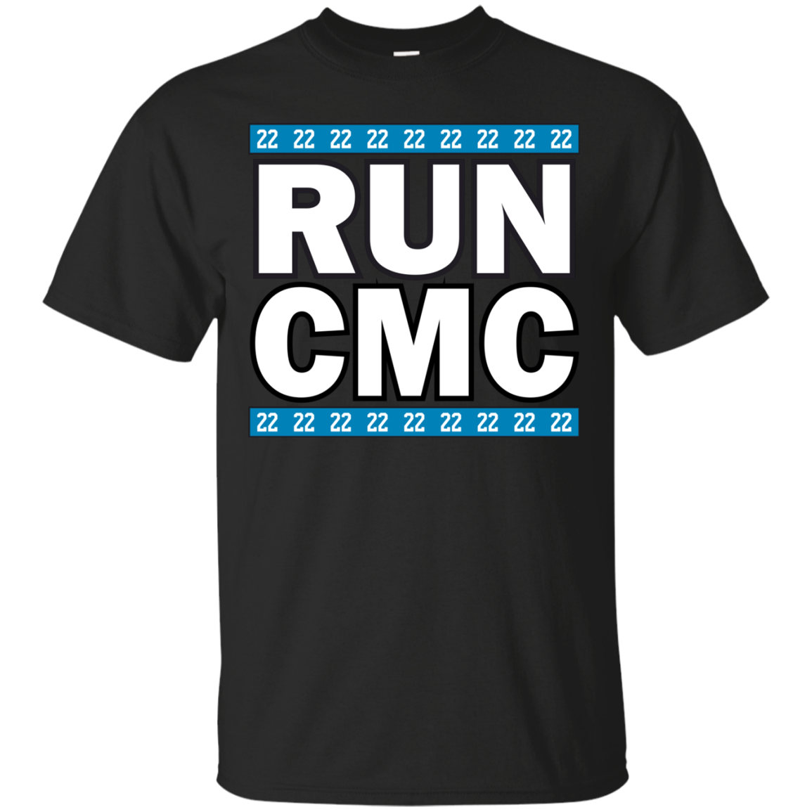 bce66733e RUN CMC Christian McCaffery Fan Shirt – Notorious Gear- Shirts